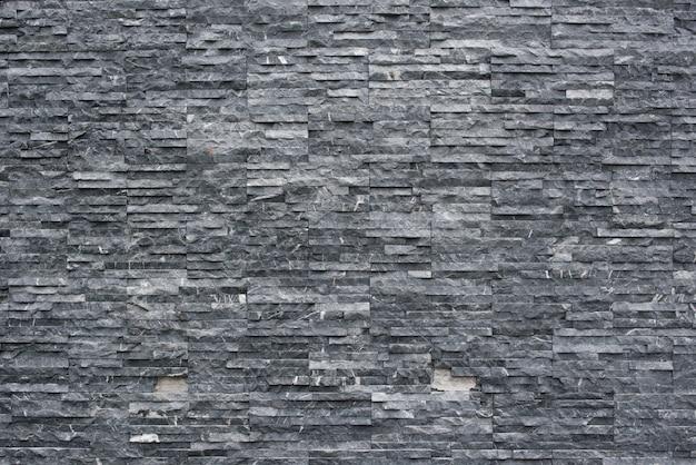 Fond de mur en pierre d'ardoise