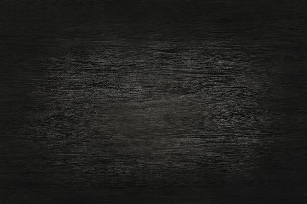 Fond de mur de planche de bois noir, texture de bois d'écorce avec vieux motif naturel.