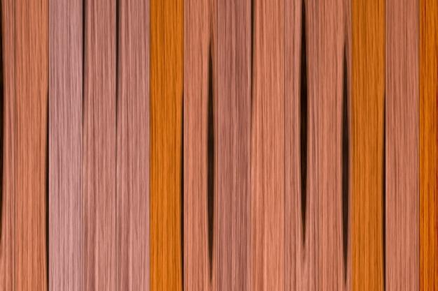 Fond de mur et plancher en bois