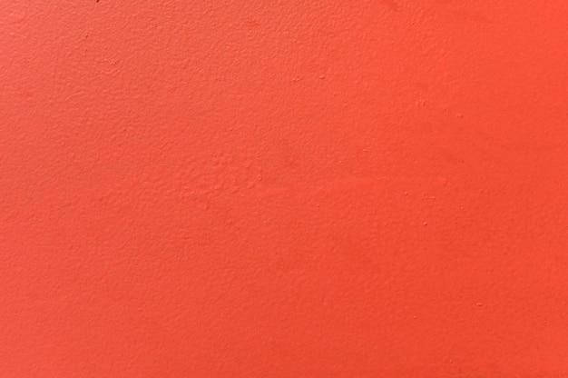 Fond de mur rouge minimaliste