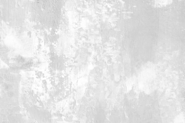 Fond de mur de texture de béton blanc grungy.
