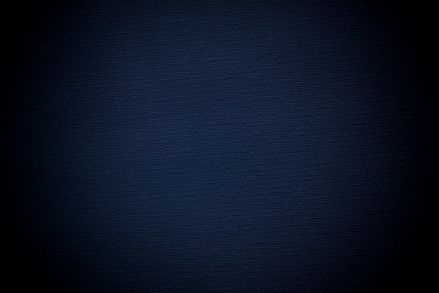 Fond de mur uni bleu foncé