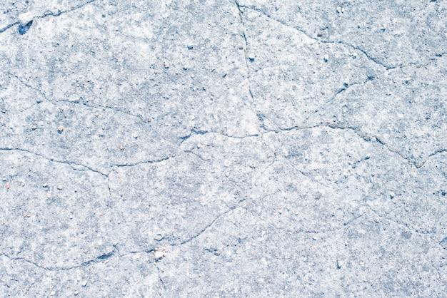 Fond de murs de plâtre gris fissuré