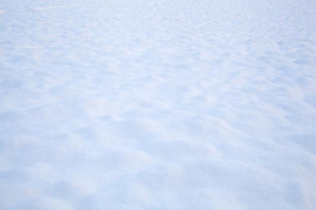 Fond de neige hiver bleu abstrait
