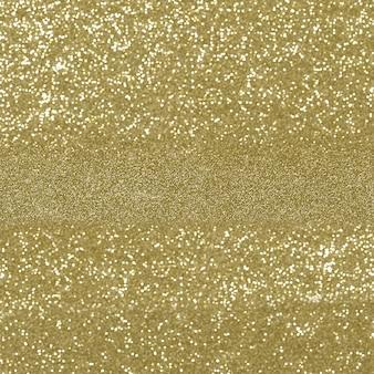 Fond de noël de paillettes d'or et de lumières bokeh