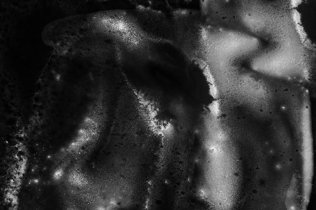 Fond noir et blanc abstrait. fond de texture grunge sombre.