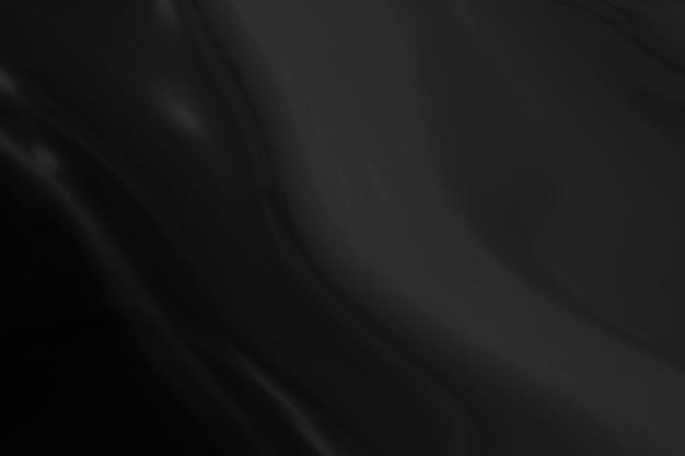 Fond noir à motifs abstraits