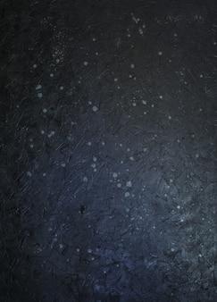 Fond noir, texture, béton
