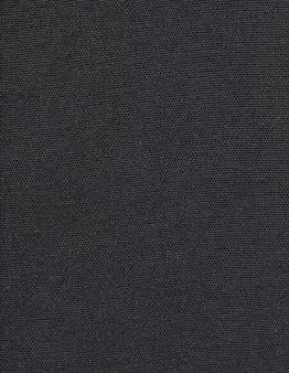 Le fond noir de la texture du tissu. vide. sans motif