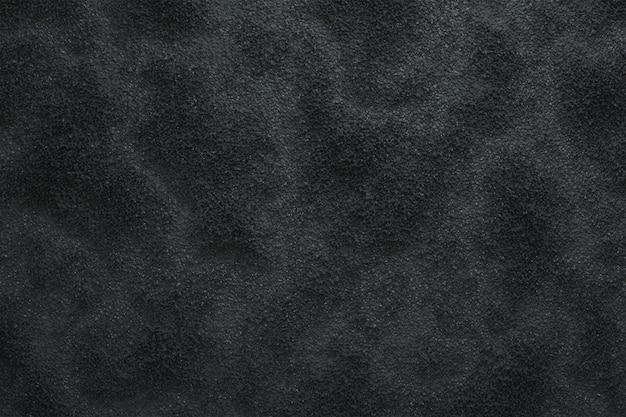 Fond noir texturé profond, fond simple