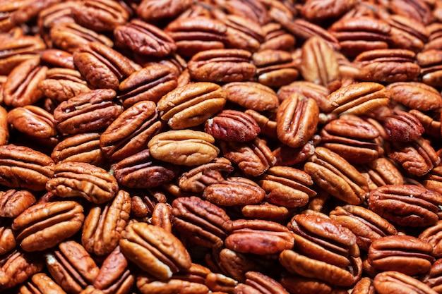 Fond de noix de pécan