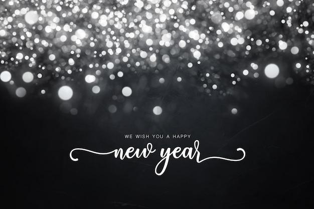 Fond de nouvel an