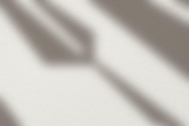 Fond d'ombre avec espace de conception