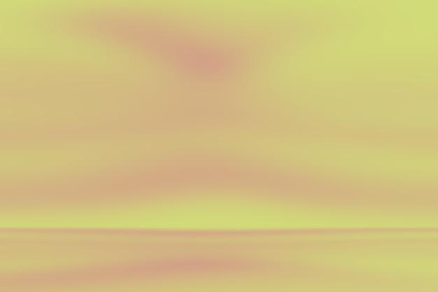 Fond d'or, fond abstrait dégradé jaune.