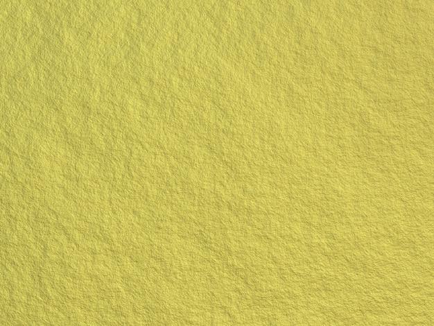 Fond d'or rendu 3d luxe texture or brillant surface à grains fins.