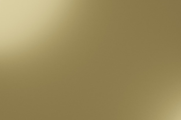 Fond d'or vide avec lumière. conception d'art graphique. 3d