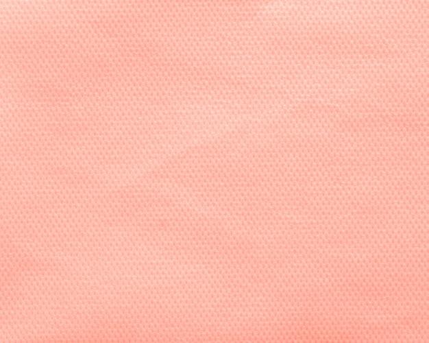 Fond orange en tissu non tissé