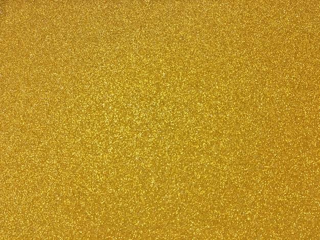 Fond de paillettes dorées