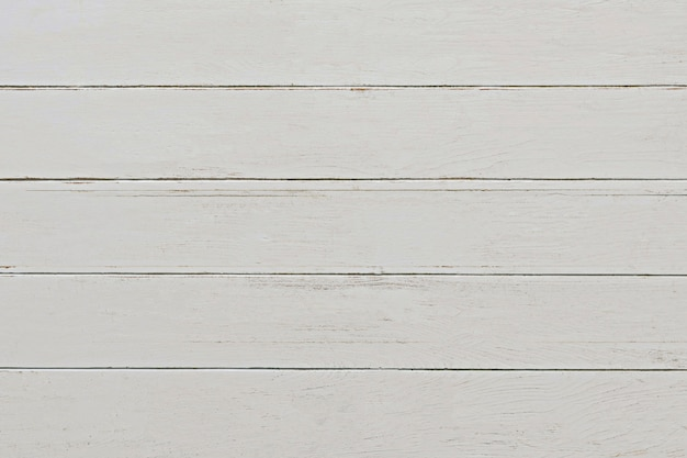 Fond de panneau de bois rustique blanc