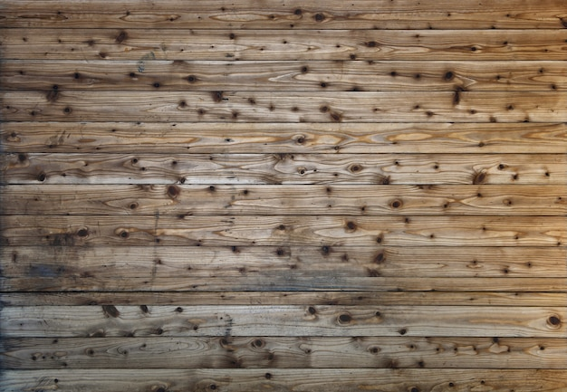 Fond de panneau en bois vintage. toile de fond rustique abstrait. texture de papier peint