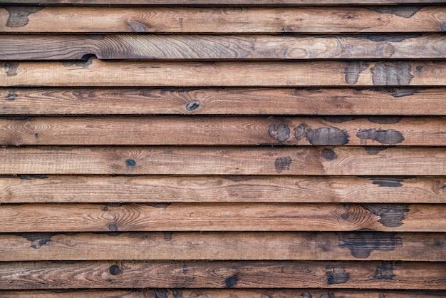 Fond de panneau en bois vintage.