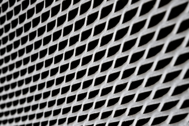 Fond de panneau de clôture industrielle de fil de fer