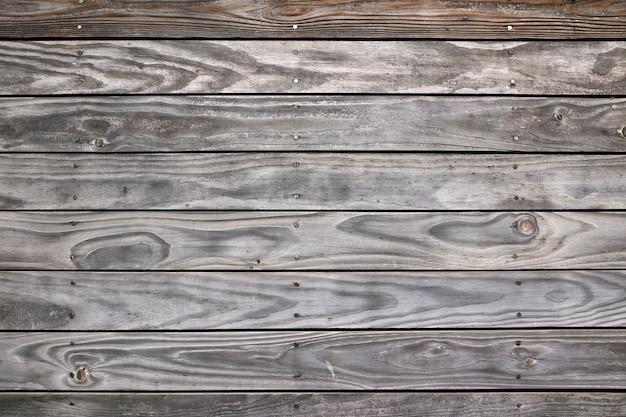 Fond de panneaux de bois blanc