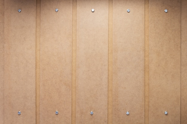 Fond de panneaux mdf en bois comme surface de texture