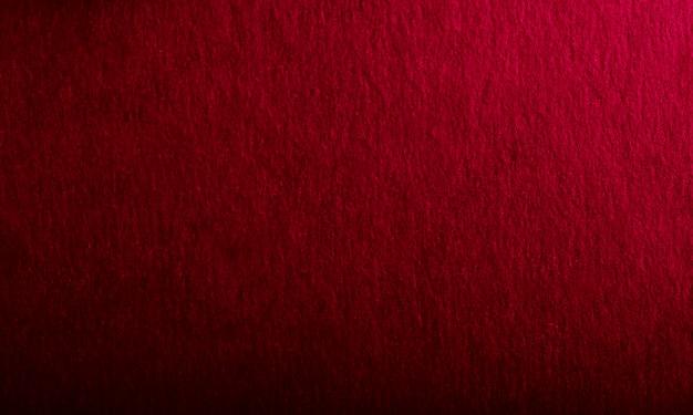 Fond panoramique en papier antique rouge texture vieux design vintage