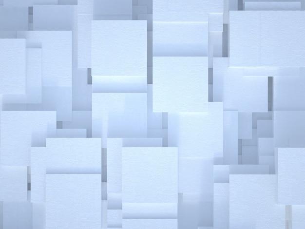 Fond de papier abstrait rectangle