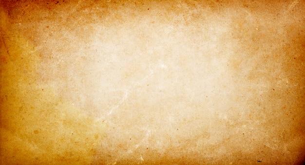Fond de papier ancien vintage beige, texture du papier, rugosité, rayures