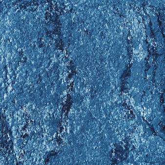 Fond de papier bleu métallique