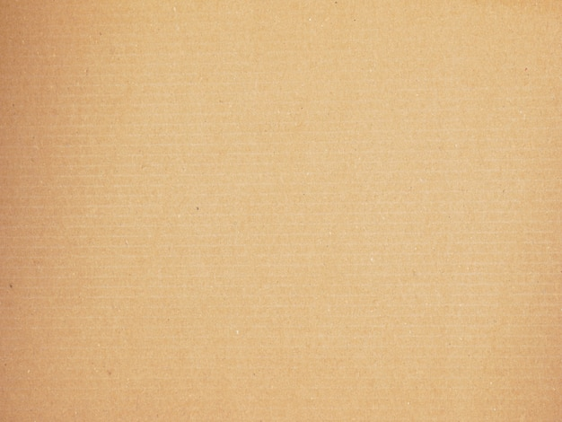 Fond de papier brun boîte de papier