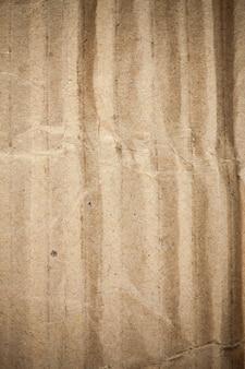 Fond de papier brun en carton