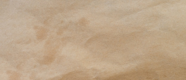 Fond de papier brun et texture avec espace copie.