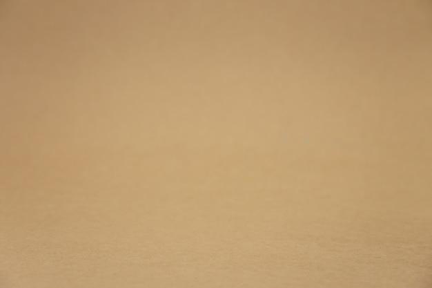 Fond de papier brun utilisé comme fond de bannière, mettre du texte