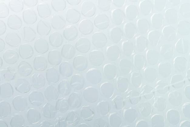 Fond de papier bulle en plastique