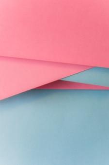 Fond de papier de carte abstraite lisse beau design graphique