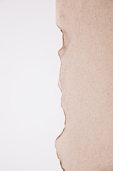 Fond de papier cassé