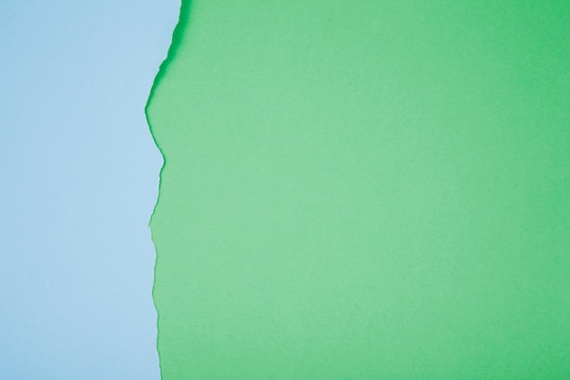 Fond de papier coloré déchiré