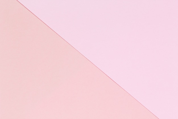 Fond de papier de couleur rose deux tons