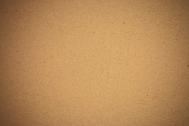 Fond de papier kraft brun.