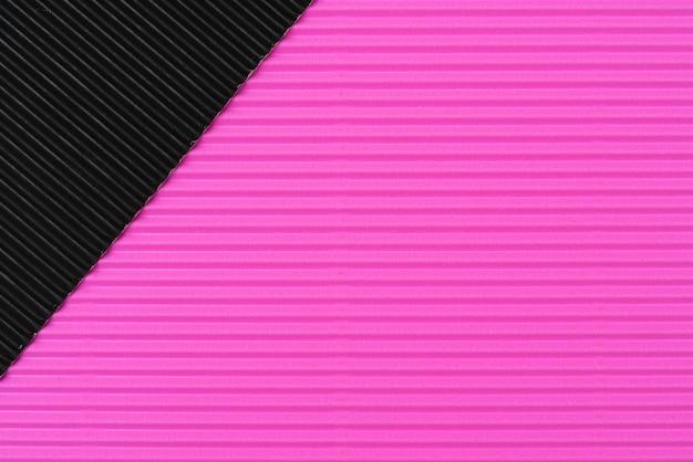 Fond de papier ondulé abstrait. texture de papier décoratif rugueux.