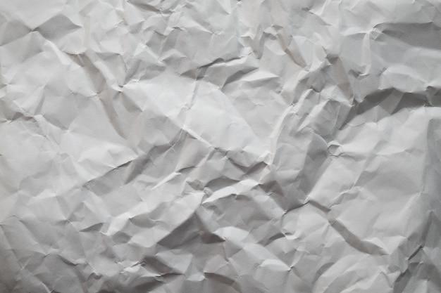 Fond de papier, papier froissé et texture