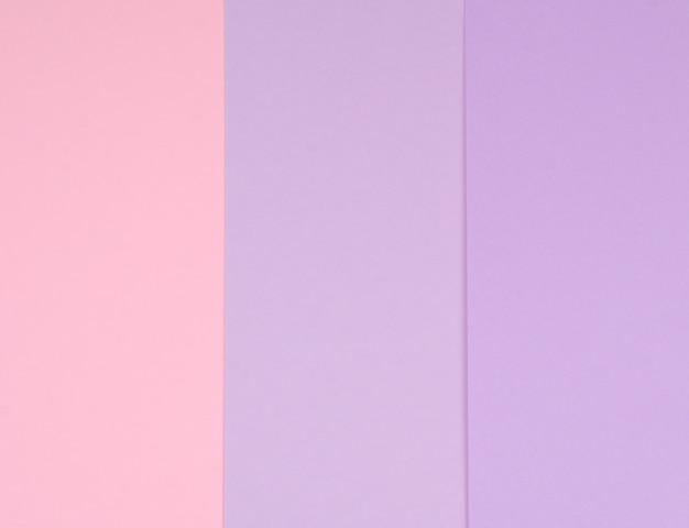 Fond de papier pastel multicolore