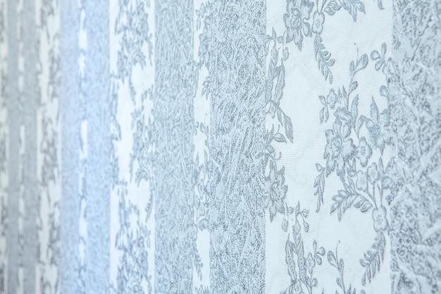 Fond de papier peint vintage., fond de mur de papier peint bklue