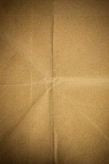 Fond de papier recyclé marron.