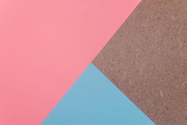 Fond de papier texturé. dessin géométrique de couleur abstraite.