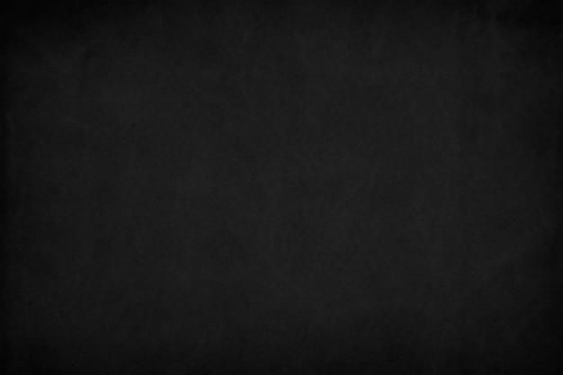 Fond de papier texturé lisse noir