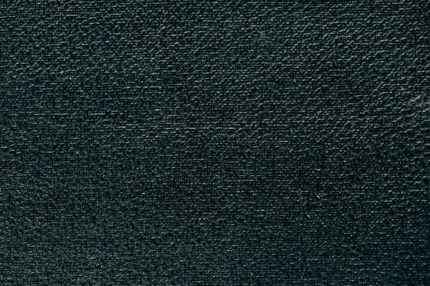 Fond de papier texturé noir rugueux
